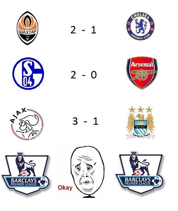 Premier League - Okay xD